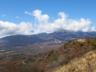 飯盛山はすぐそこ!_f0019247_22405253.jpg