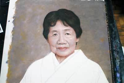 叙勲記念の贈り物なら肖像画は最適_b0174462_15181788.jpg