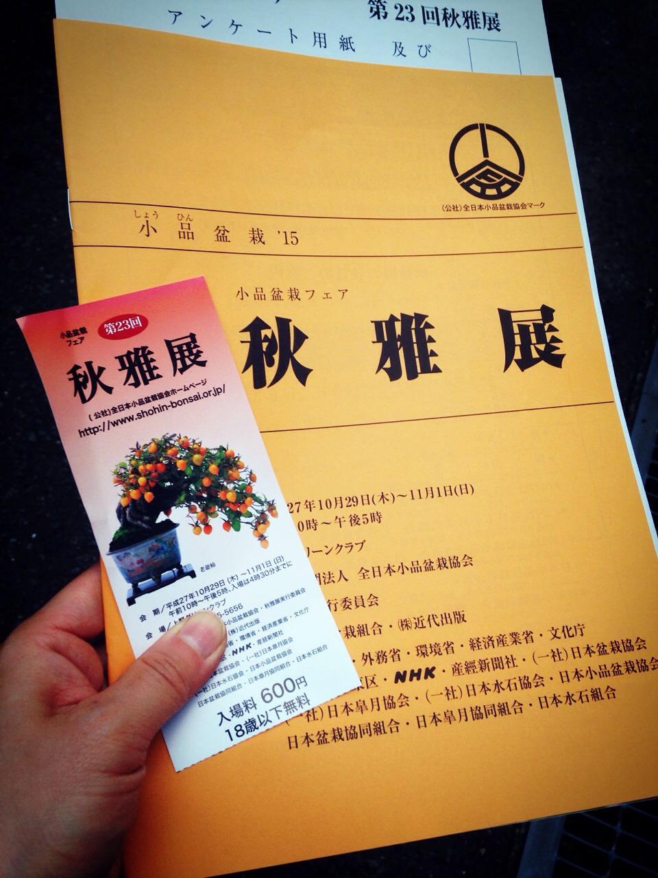 「橋本さんの盆栽」_a0075684_0463877.jpg
