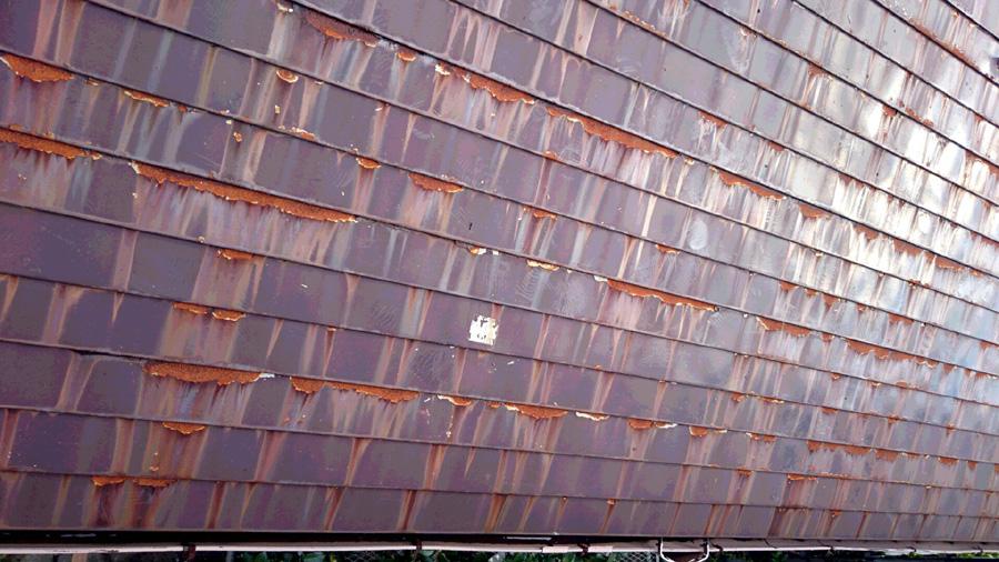 N様邸のソーラーパネル設置及び外部補修工事_f0150893_1741611.jpg