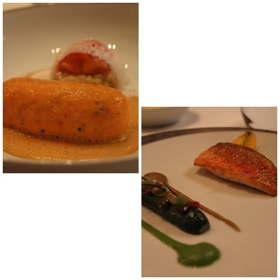 パリの老舗レストラン 【TAILLEVENT】タイユヴァン _c0141025_18195375.jpg