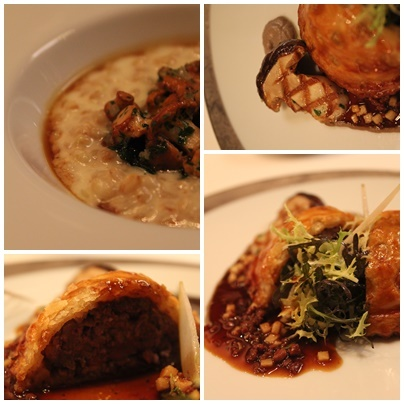 パリの老舗レストラン 【TAILLEVENT】タイユヴァン _c0141025_18200286.jpg