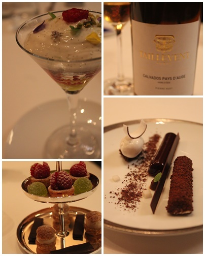 パリの老舗レストラン 【TAILLEVENT】タイユヴァン _c0141025_18201071.jpg