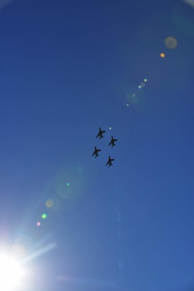 ブルーインパルス〜入間航空祭_b0175635_1038218.jpg