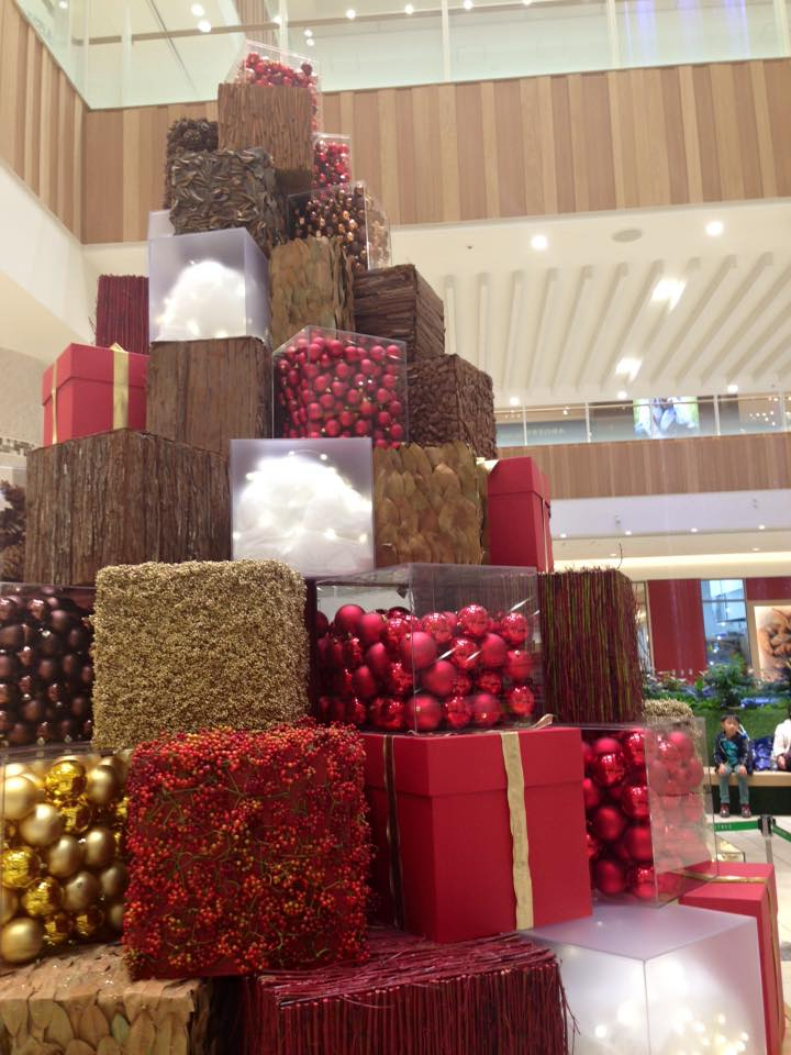 Christmas tree@gran tree_b0195783_16333032.jpg
