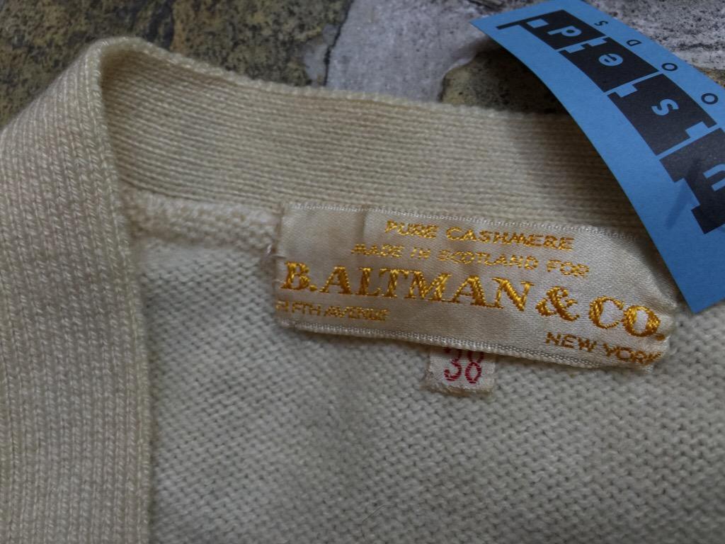 神戸店11/7(土)SouthWestスーペリア入荷!#3 Cowichan!Knit Item!!!(T.W.神戸店)_c0078587_2024090.jpg