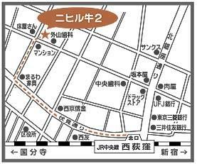 クリスマスマーケット@西荻窪ニヒル牛2は明日から☆_a0137727_22574715.jpg