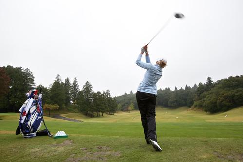 アメリカNO.1女子ゴルファーステイシー・ルイス(OMEGAアンバサダー)来日_f0039351_181535.jpg