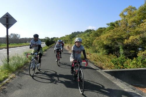 『琵琶湖 長浜 鮎サイクリング』の様子_b0332867_21192450.jpg