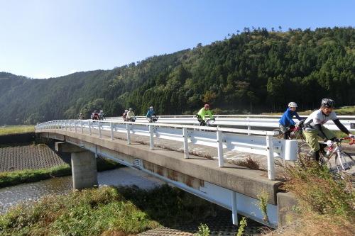 『琵琶湖 長浜 鮎サイクリング』の様子_b0332867_21205198.jpg