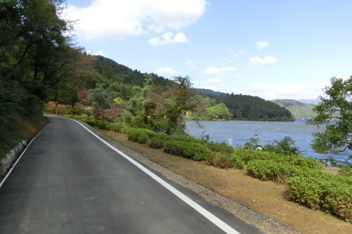 『琵琶湖 長浜 鮎サイクリング』の様子_b0332867_21322172.jpg