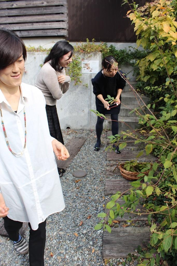 第4回 【青葉・都筑】町の縁側サロン 「旬を味わう・野菜と暮らす」2015年11月1日(日)開催しました_c0310571_08534737.jpg