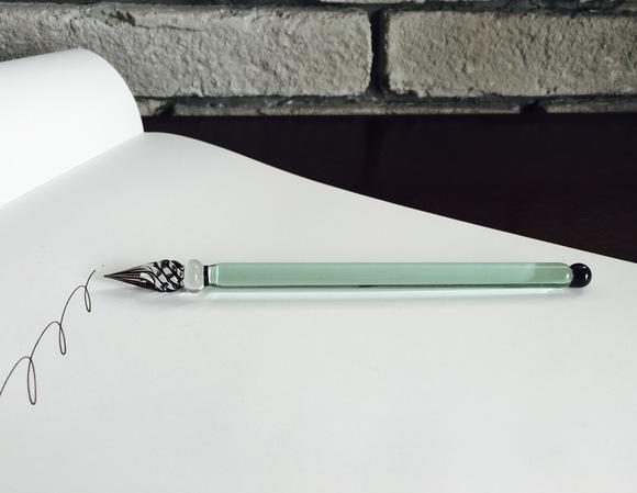 アウスレーゼなガラスペン。_e0198187_20223085.jpg