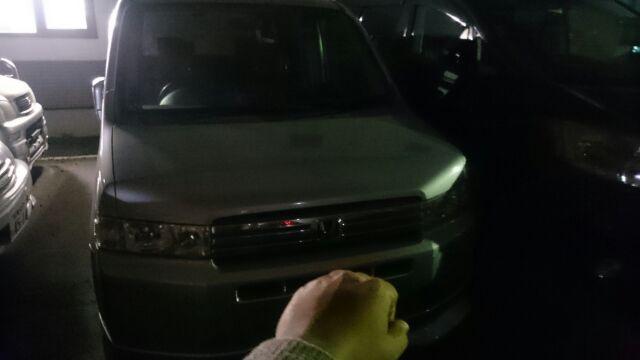 11月6日(金)アウトレット☆K様レガシィ納車♪♪S様ヴォクシィー納車♪♪_b0127002_1834347.jpg