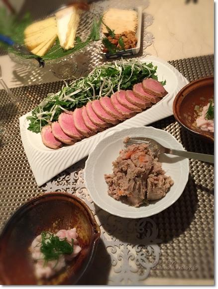 秋の京都大阪旅 ~豪華な家飲みParty_f0179404_1947248.jpg