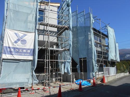 松本N邸工事状況4_c0218716_17355858.jpg