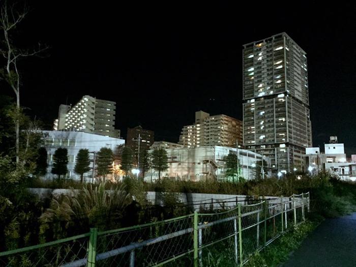 八千代市大和田新田 / iPhone 6_c0334533_23223700.jpg