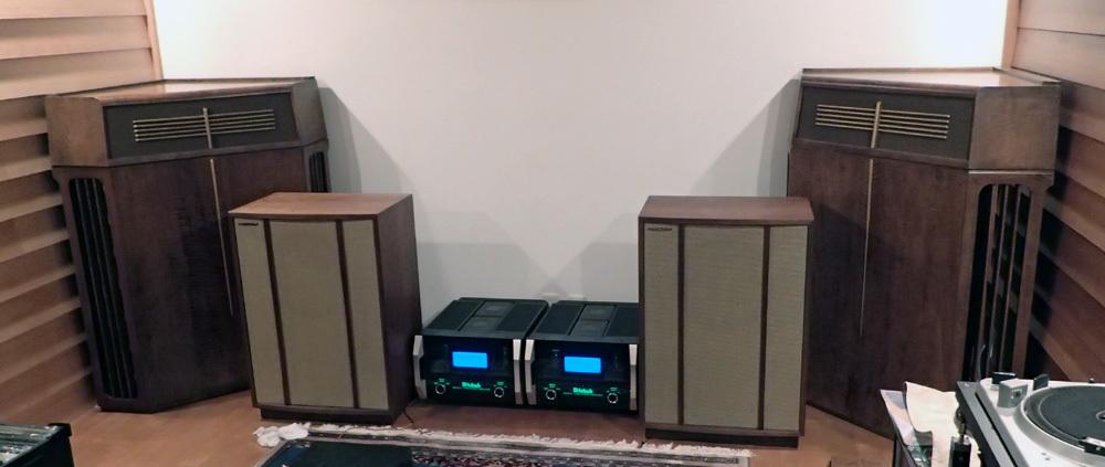 S氏宅へ マッキントッシュ MC2301を納品してきました。_b0262449_21051989.jpg