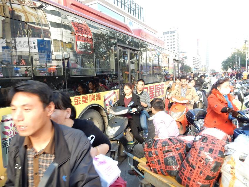 なぜ中国人は訪日旅行のいちばんの印象は「干净(きれい、清潔)」だというのか?_b0235153_1323468.jpg