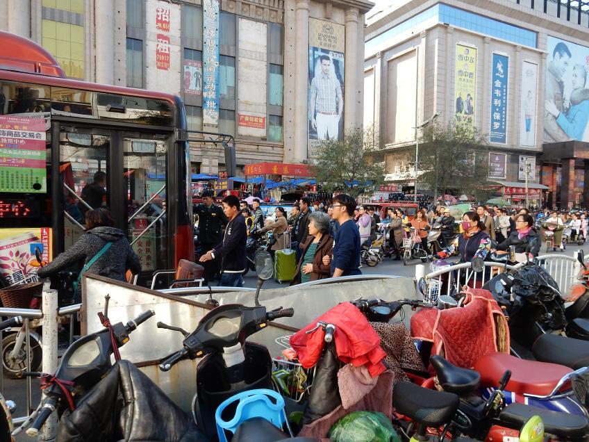 なぜ中国人は訪日旅行のいちばんの印象は「干净(きれい、清潔)」だというのか?_b0235153_1324523.jpg