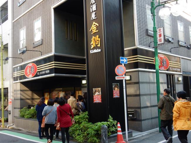 東新宿はインバウンド先進エリアです~外客向けホステルが開業(ツアーバス路駐台数調査 2015年11月)_b0235153_1444459.jpg