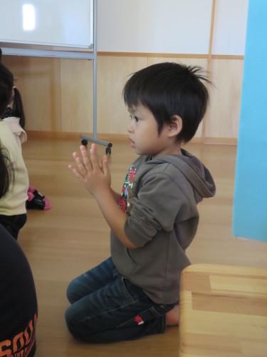 幼児クラスのみんなで手洗いの練習をしました☆_f0327175_18364123.jpg
