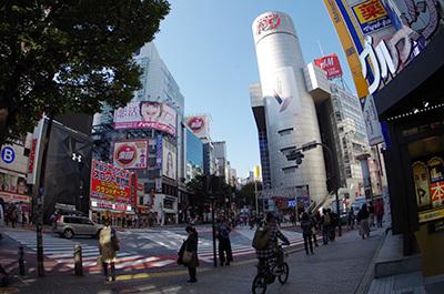 11月6日(金)今日の渋谷109前交差点_b0056983_17205925.jpg