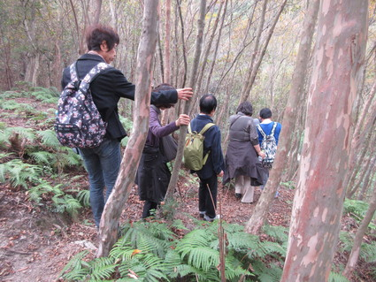 高大音楽を楽しむ科:林間学校 in 孝子の森    by   (ナベサダ)_f0053885_212948100.jpg