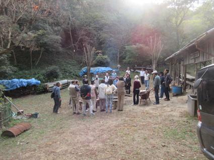 高大音楽を楽しむ科:林間学校 in 孝子の森    by   (ナベサダ)_f0053885_21374624.jpg
