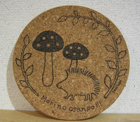 たまごの工房企画 「森と茸とコビトたち」 展 その10_e0134502_16535477.jpg