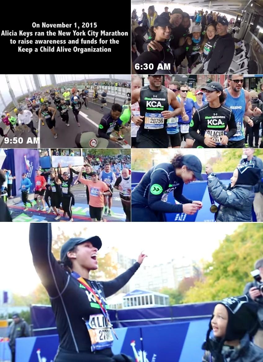 人気歌手アリシア・キース(Alicia Keys)さんのNYマラソン動画_b0007805_2045295.jpg