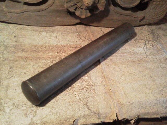 真鍮の筒_e0350308_7272876.jpg