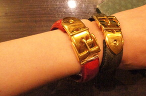 Leather Bangle_f0144612_8382247.jpg
