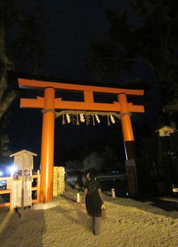 上賀茂神社 夜間特別公開_e0048413_2124332.jpg