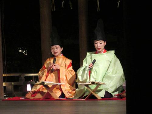 上賀茂神社 夜間特別公開_e0048413_2183324.jpg