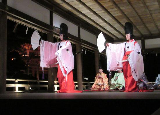 上賀茂神社 夜間特別公開_e0048413_2185853.jpg