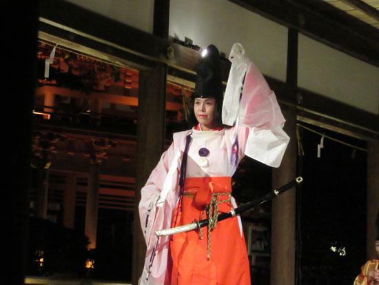 上賀茂神社 夜間特別公開_e0048413_2192052.jpg