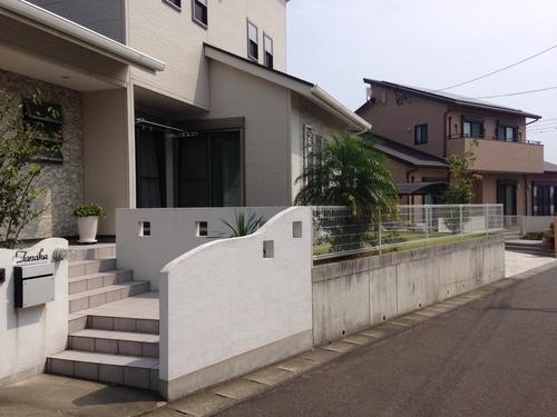 宮崎市T様 garden renovation_b0236217_11104927.jpg