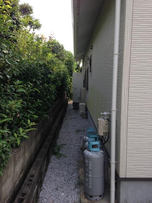 宮崎市T様 garden renovation_b0236217_11122845.jpg