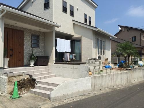 宮崎市T様 garden renovation_b0236217_11244838.jpg