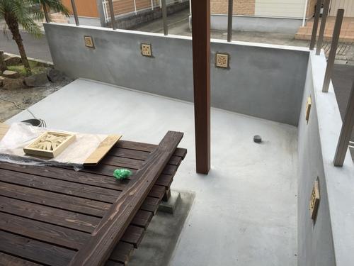宮崎市T様 garden renovation_b0236217_11502364.jpg