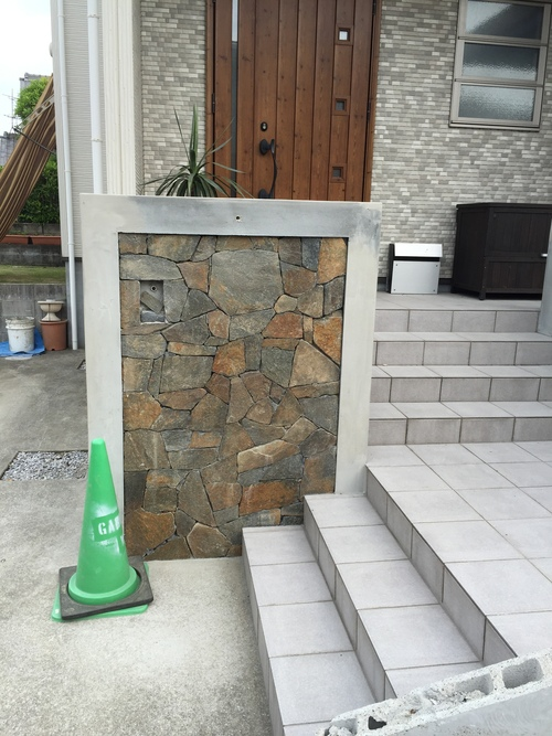 宮崎市T様 garden renovation_b0236217_11513125.jpg