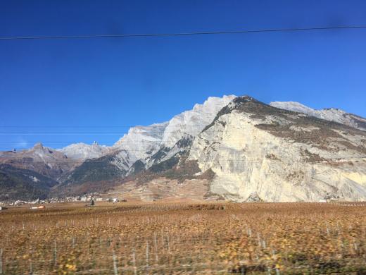 ミラノからジュネーブ 世界の車窓から風_c0128818_18193268.jpg