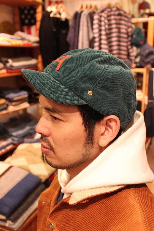 "ANACHRONORM \""BEAT INITIAL CAPS (CORDUROY) by DECHO\"" ご紹介_f0191324_9254362.jpg"
