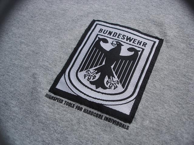 NEW : Ballistics [PRINT Tee Shirt] 7.1oz Cotton !!_a0132147_19422140.jpg