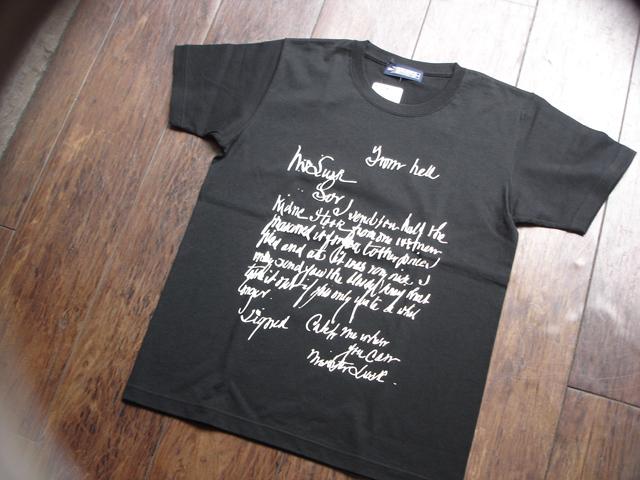 NEW : Ballistics [PRINT Tee Shirt] 7.1oz Cotton !!_a0132147_1942362.jpg