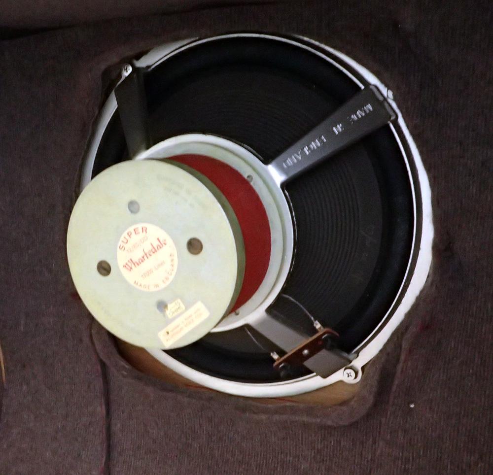 懐かしい小池レコード型のスピーカーシステム入荷。_b0262449_18563553.jpg