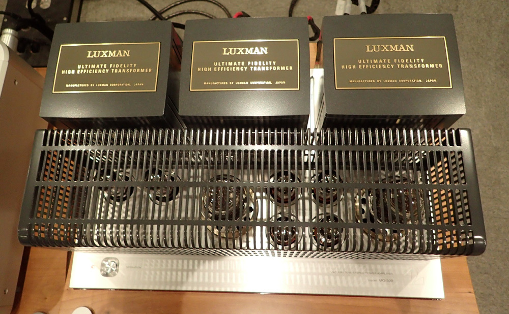 LUXMAN MQ-300の試聴機を聴いてみました。_b0262449_20020437.jpg
