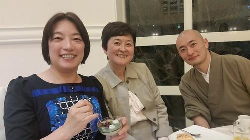 富士山麓食の都づくり交流会でにゃんこつながり_e0070152_7182526.jpg