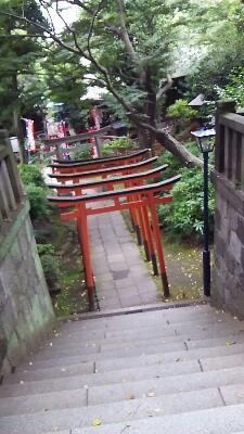 上野「五條天神社」と「花園稲荷神社」へ。_f0008555_20171828.jpg